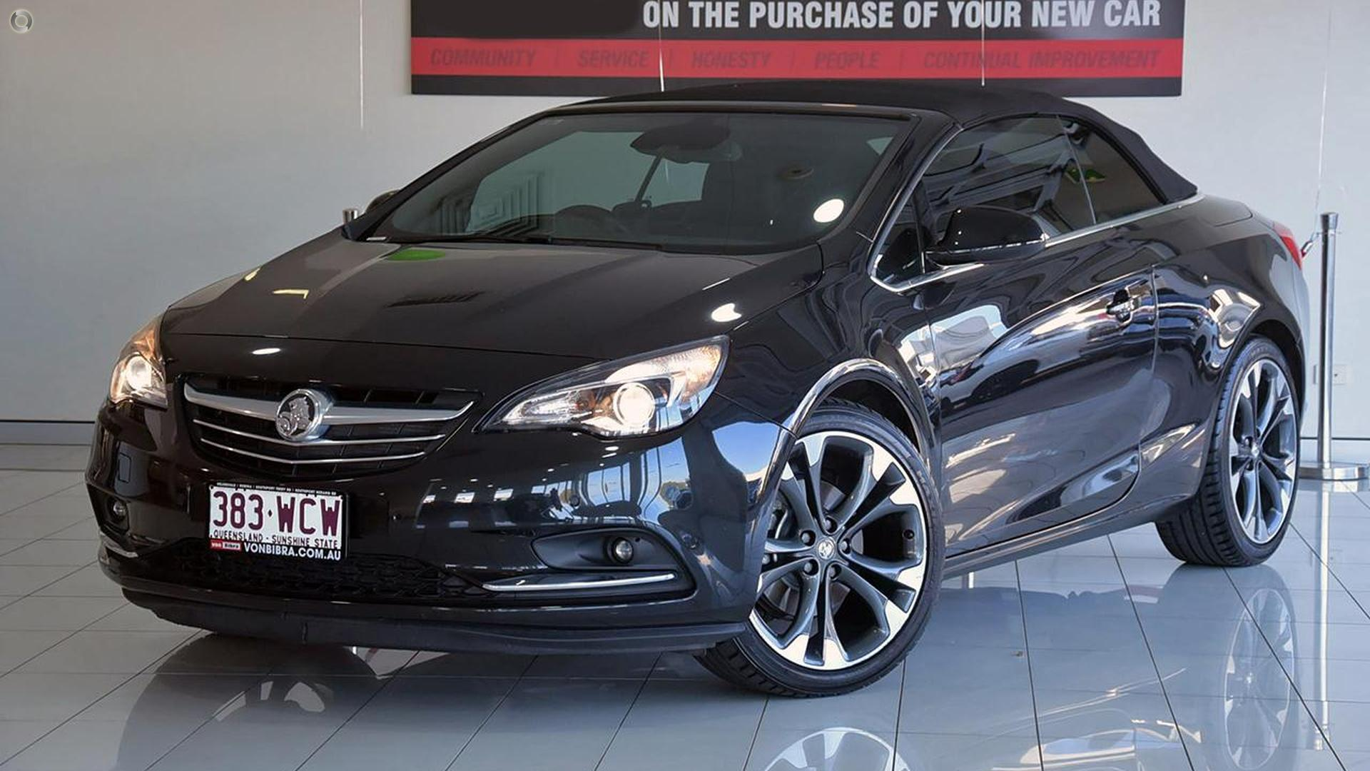 2015 Holden Cascada  CJ
