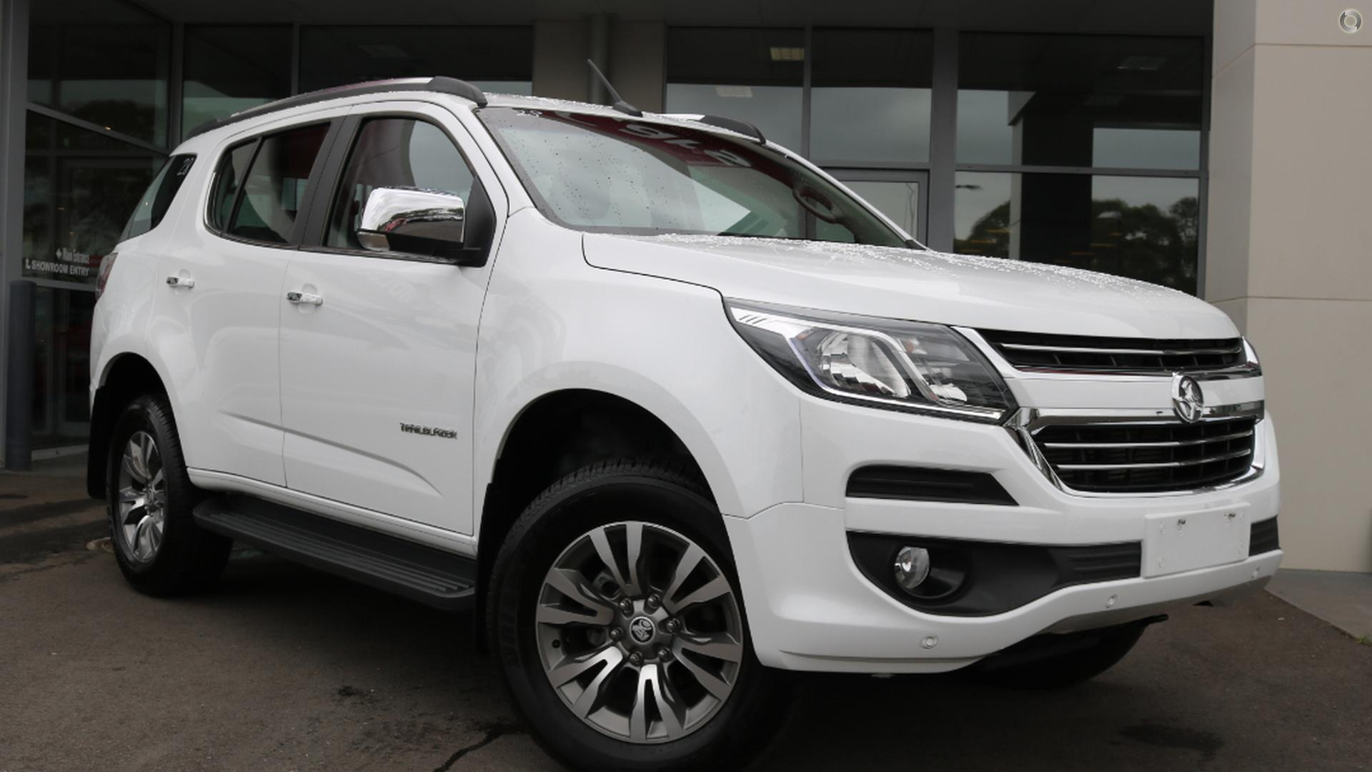 2016 Holden Trailblazer Ltz