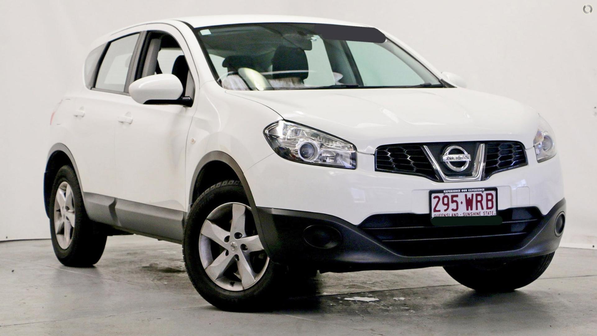 2010 Nissan Dualis ST