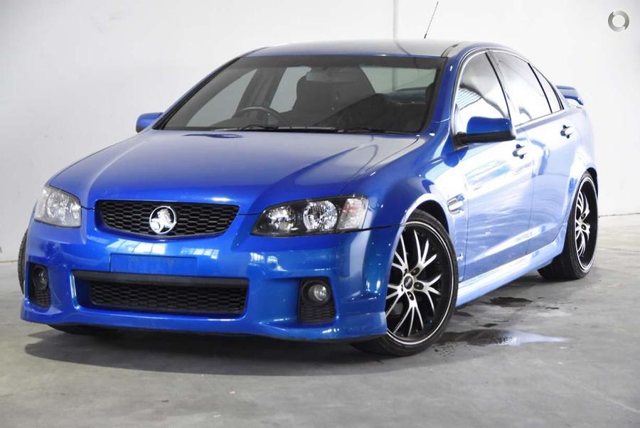 2011 Holden Commodore SV6 VE Series II
