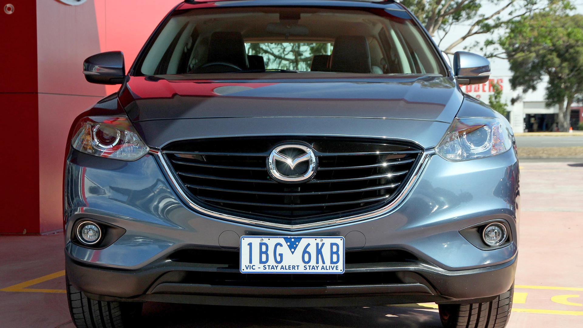 2013 Mazda Cx-9 Luxury TB Series 5