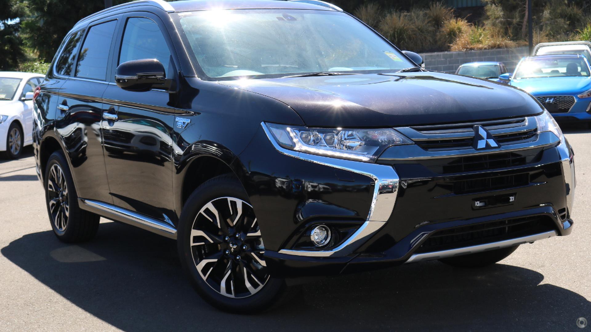 2017 Mitsubishi Outlander Phev Ls