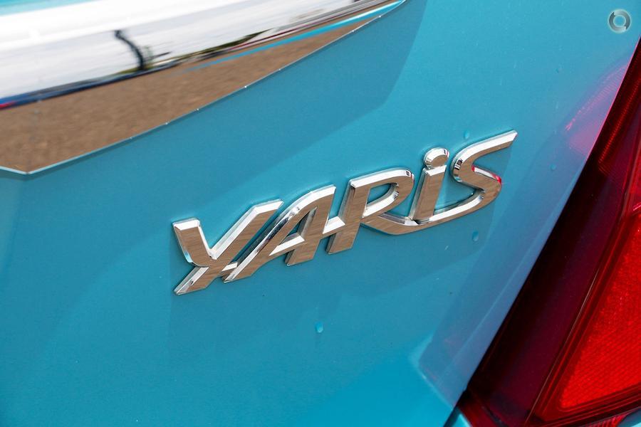 2014 Toyota Yaris YR NCP130R