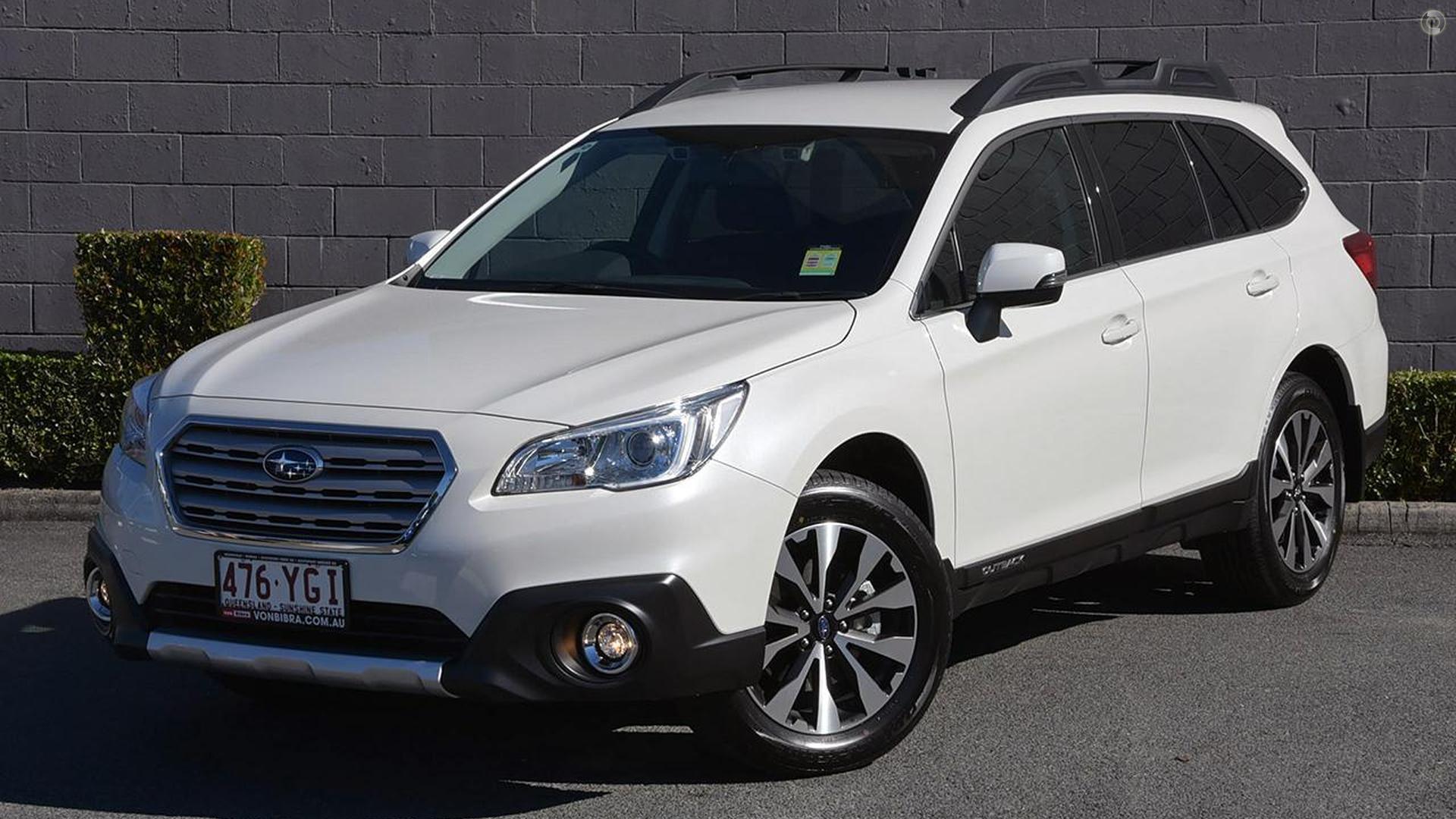 2017 Subaru Outback 5GEN