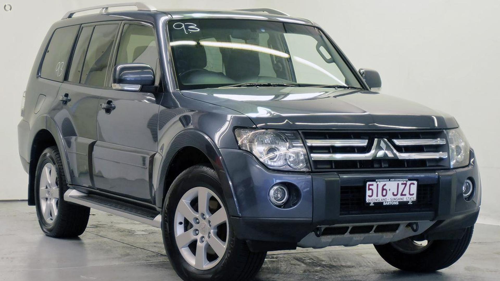 2006 Mitsubishi Pajero Vr-x