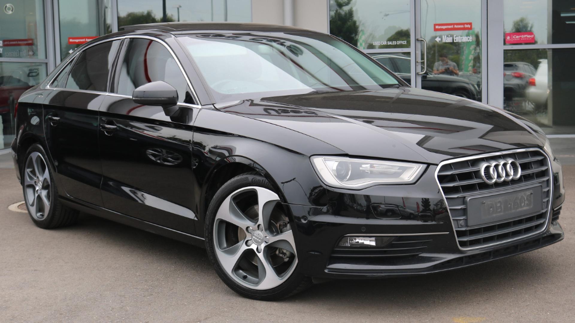 2015 Audi A3 Ambition