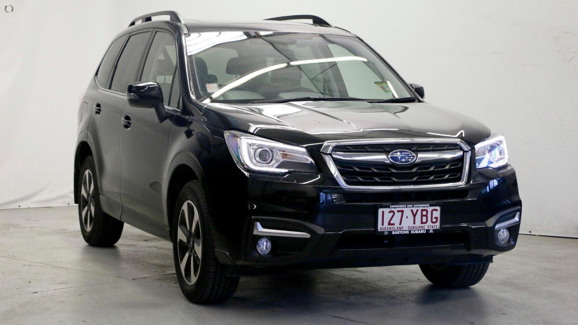 2017 Subaru Forester 2.5i-l Special Edition