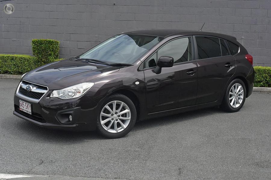 2012 Subaru Impreza 2.0i-L G4