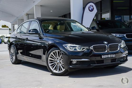 2016 BMW 320 d Luxury Line