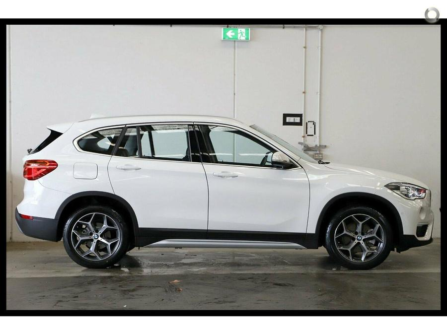 2018 BMW X1 sDrive18d