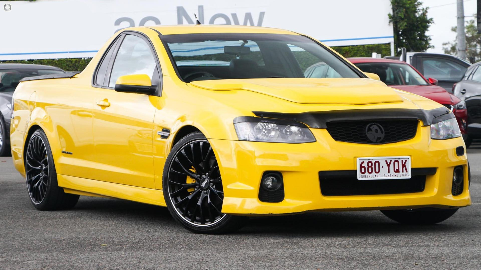 2011 Holden Ute VE Series II