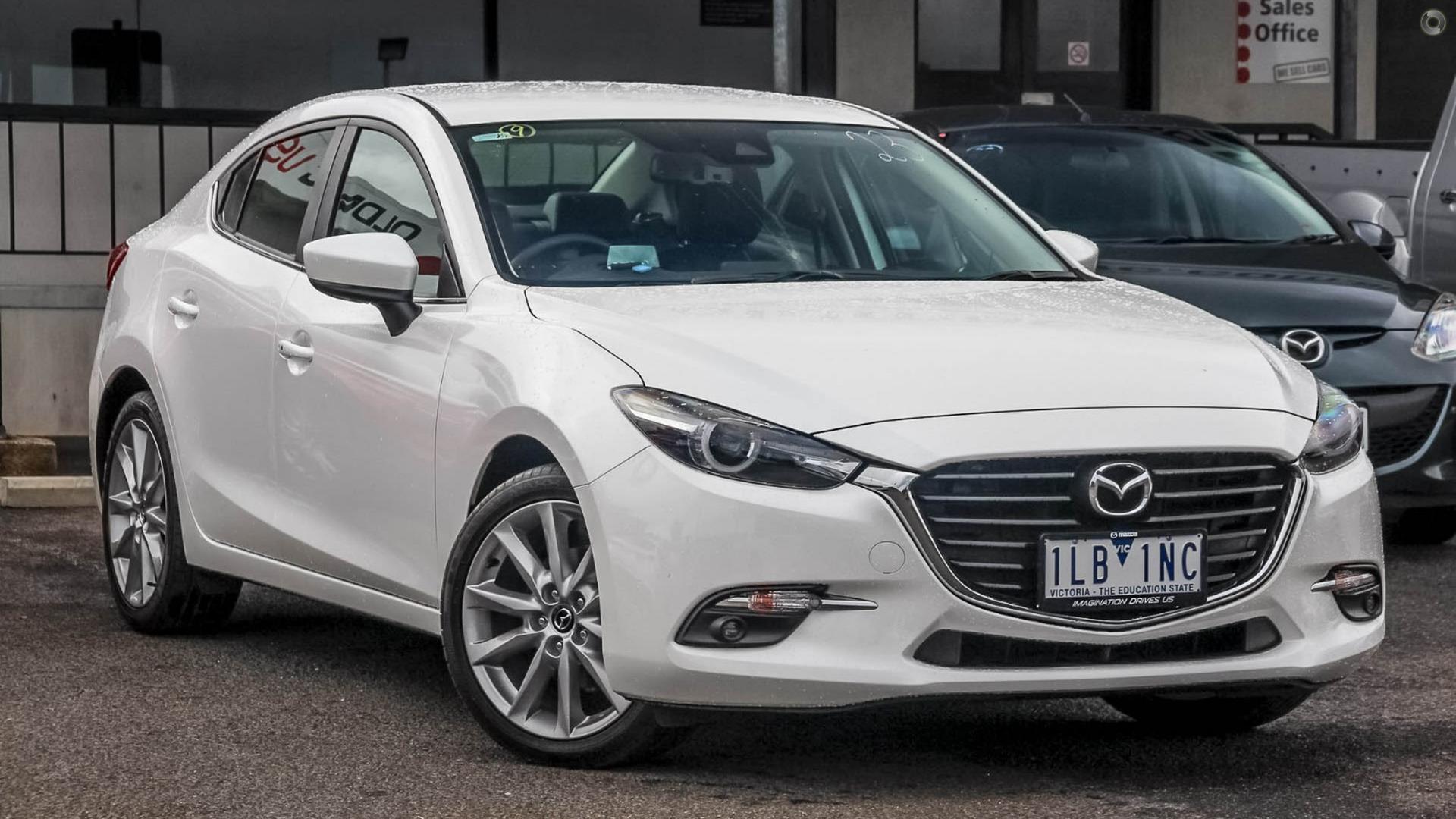 2017 Mazda 3 Sp25 Gt