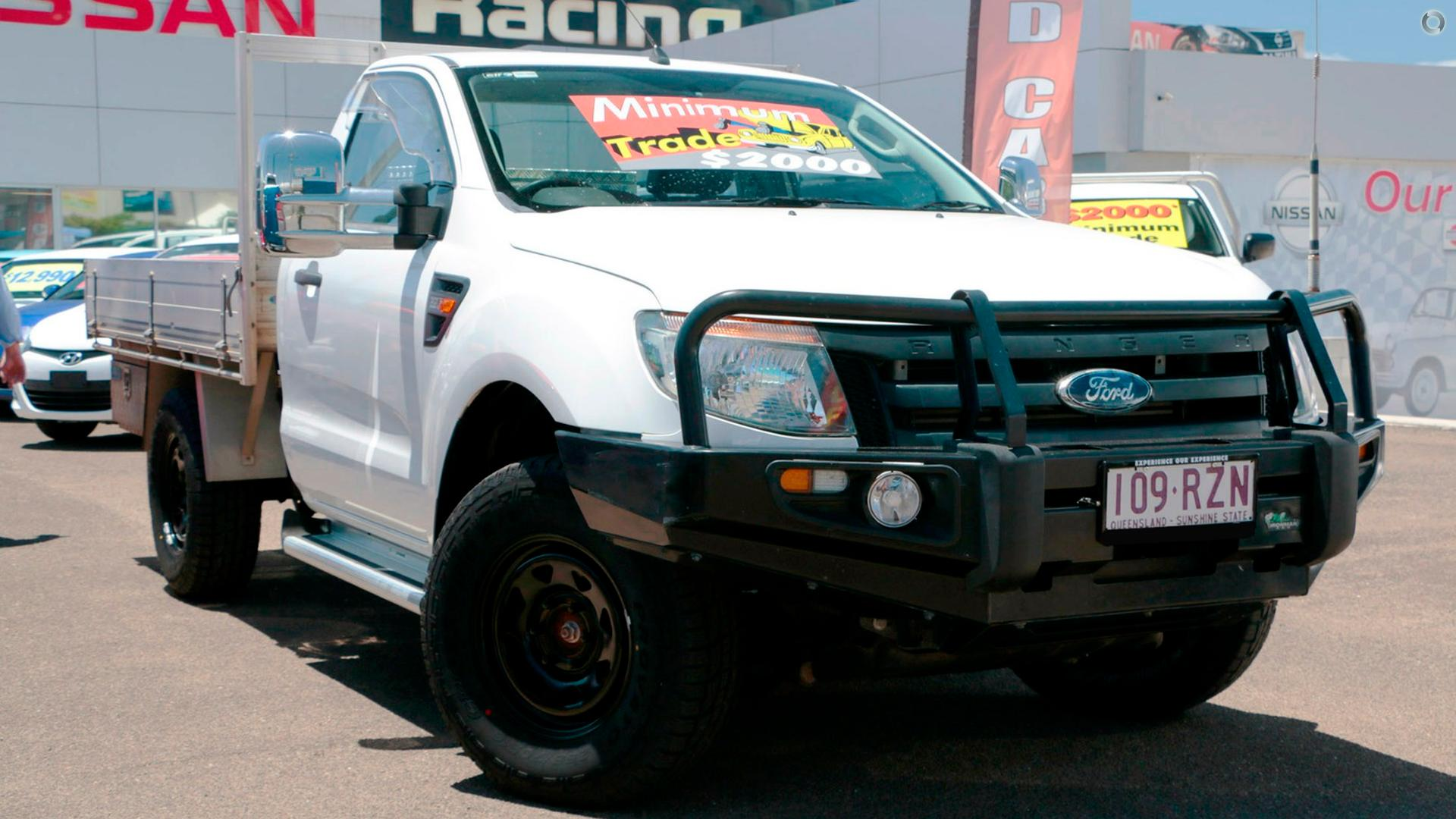 2011 Ford Ranger PX