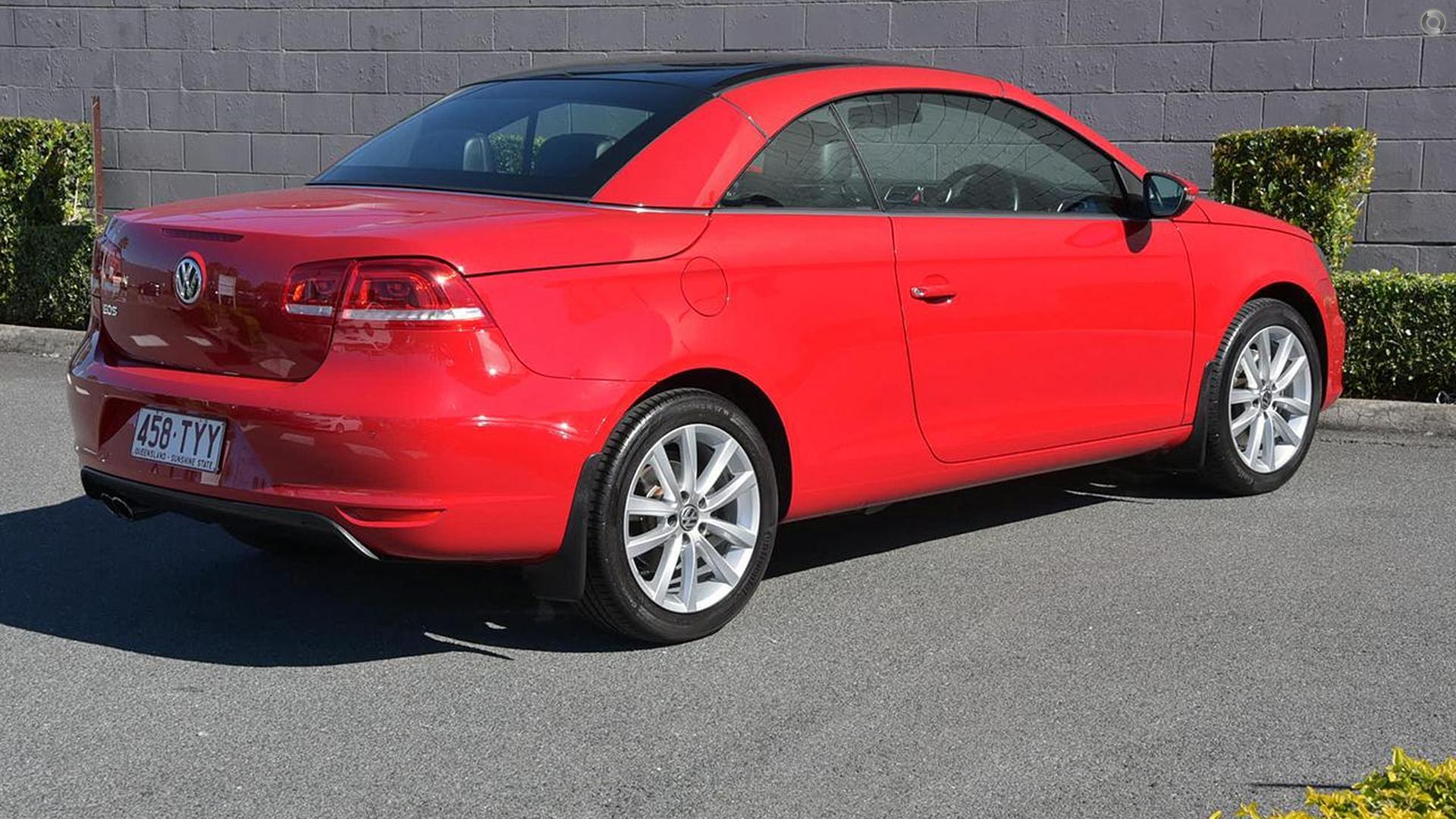 2013 Volkswagen Eos 155TSI 1F