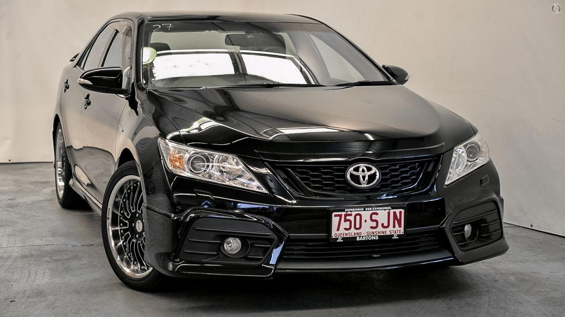 2012 Toyota Aurion Sportivo Zr6