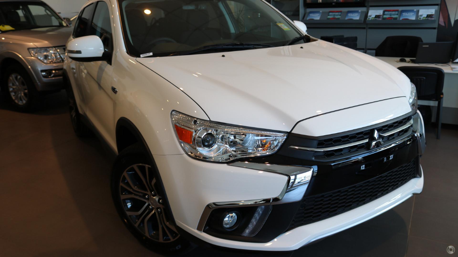 2018 Mitsubishi Asx Ls Adas