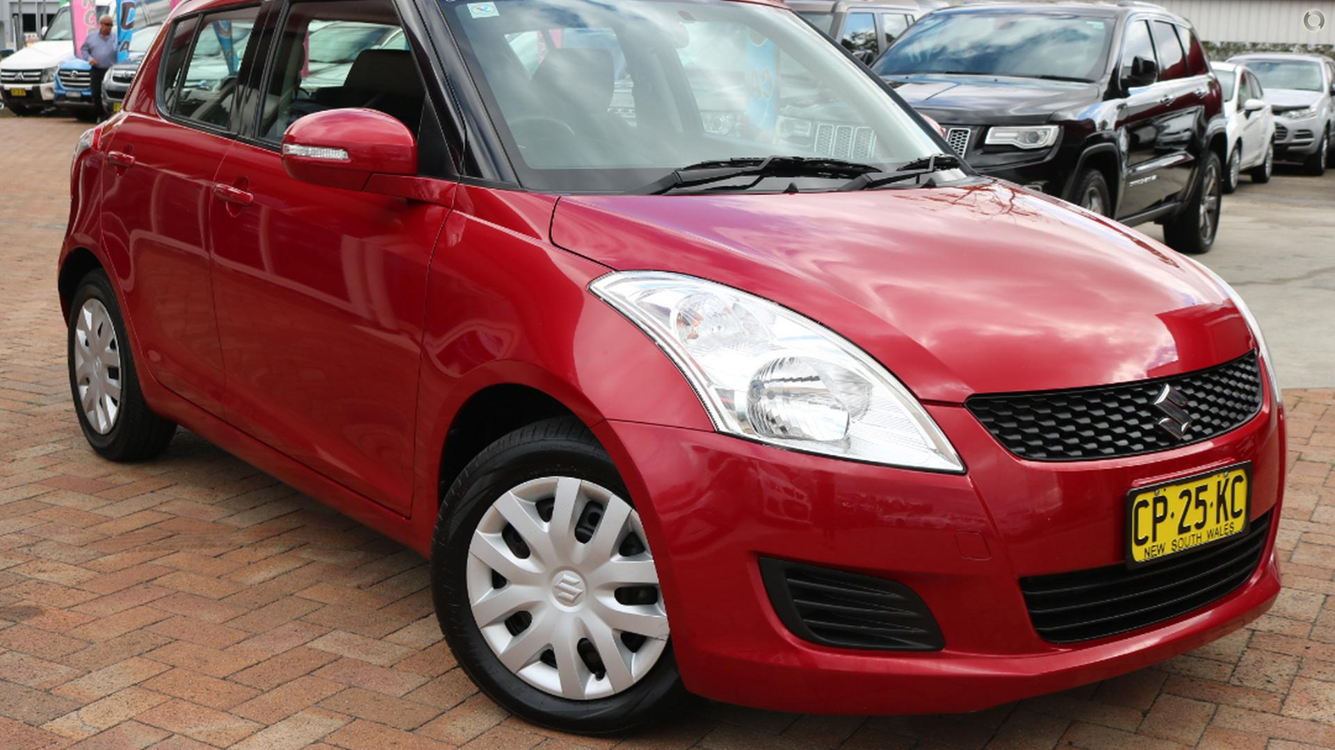 2011 Suzuki Swift Ga