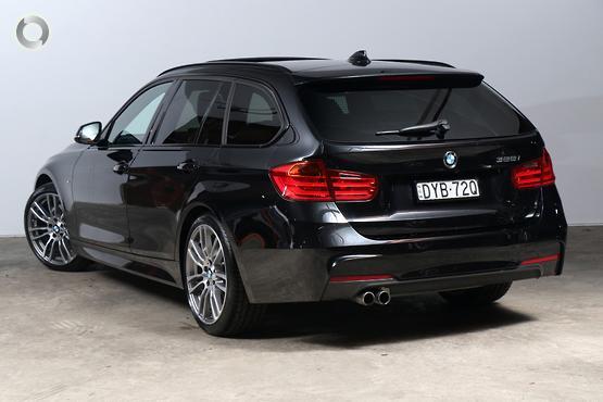 2014 BMW 328 i High-Line M Sport