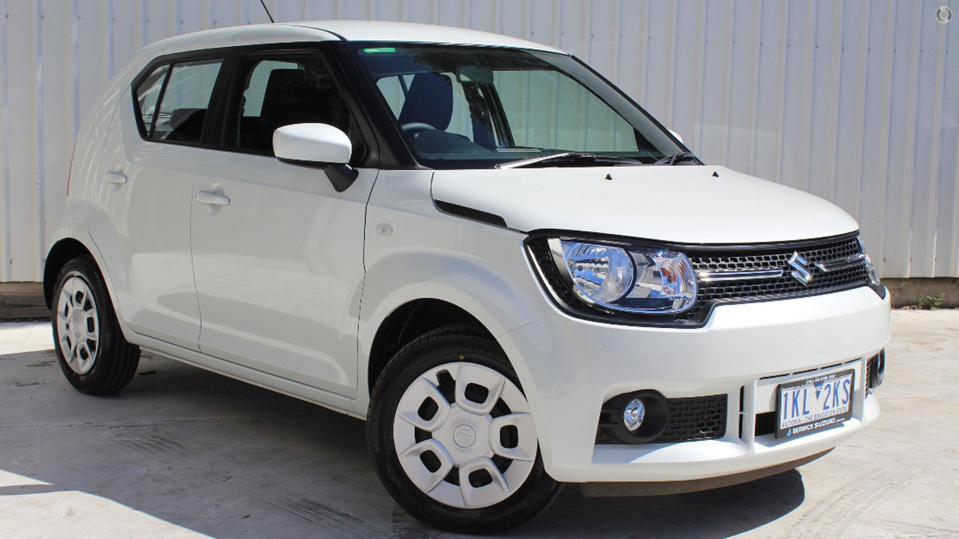 2018 Suzuki Ignis MF