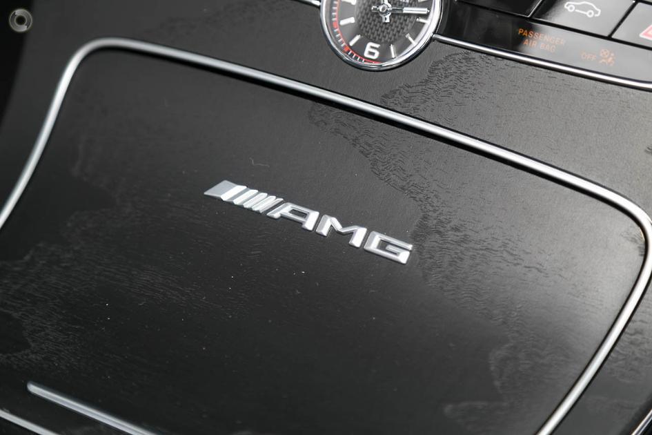2018 Mercedes-Benz C 63 Cabriolet