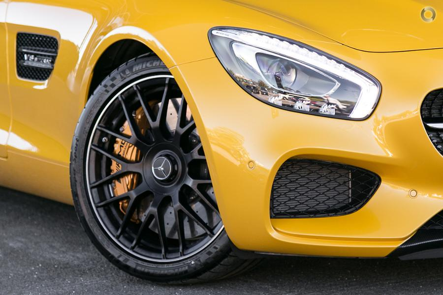 2015 Mercedes-Benz AMG GT Coupe