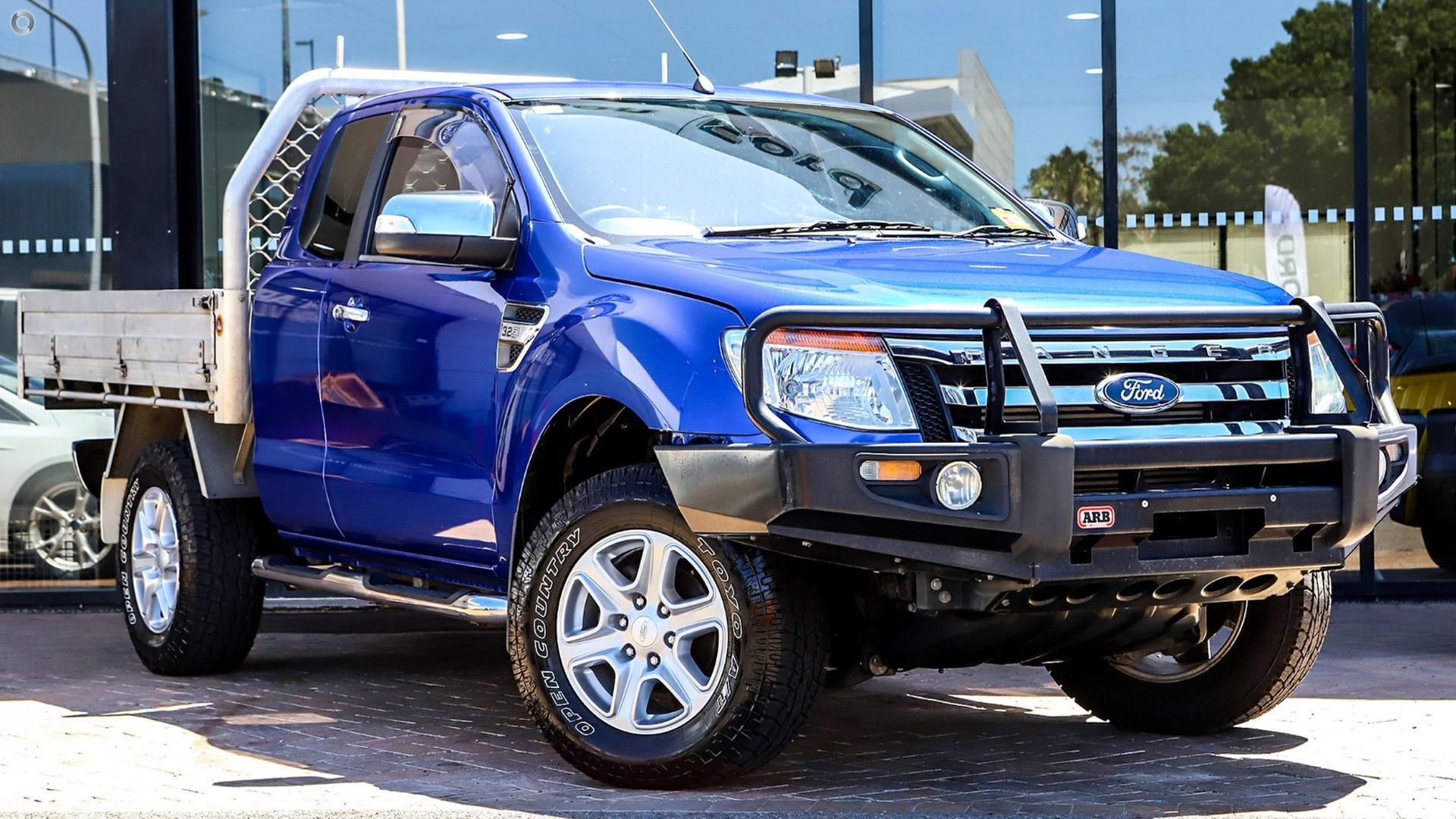 2012 Ford Ranger PX