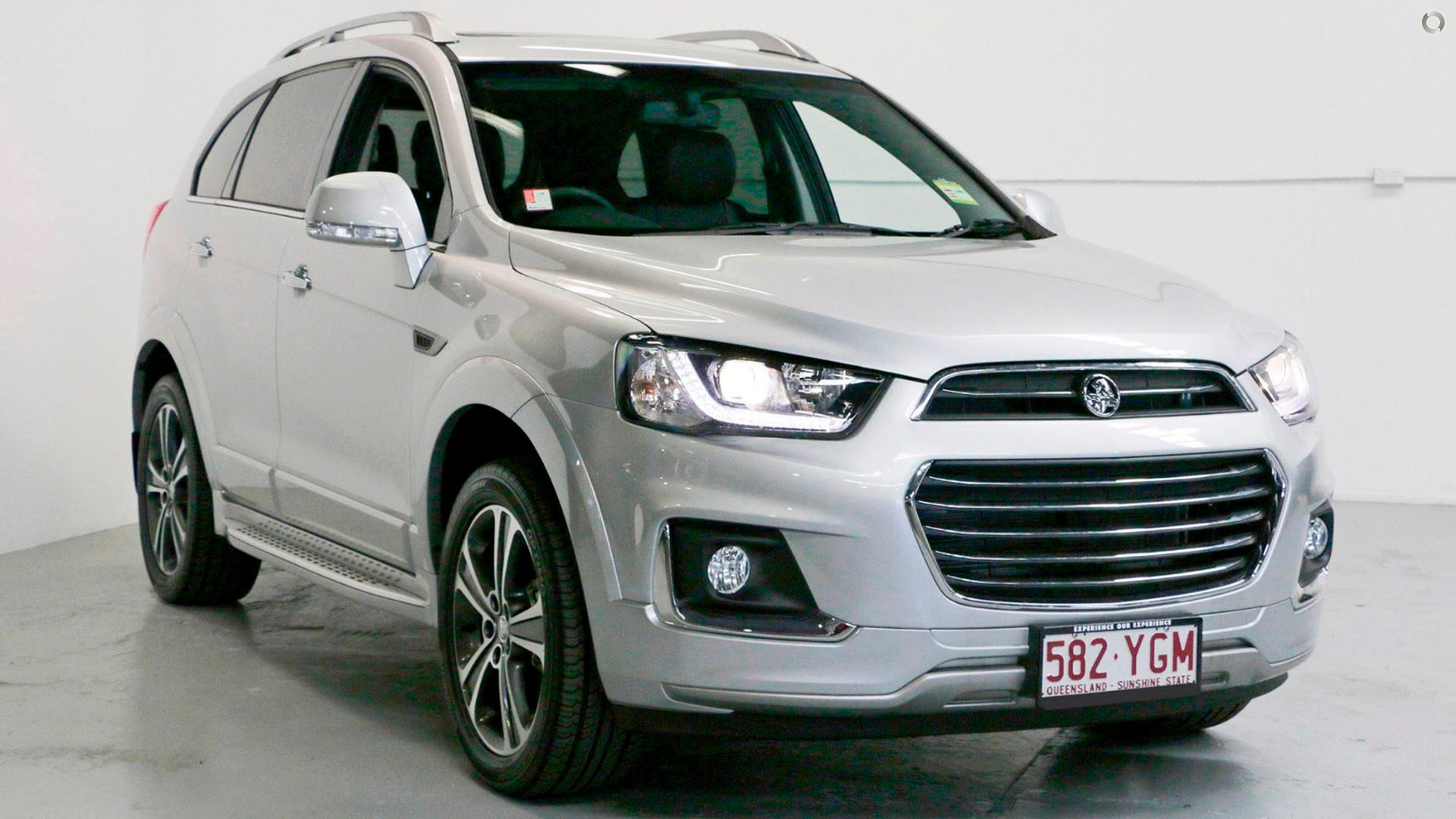 2018 Holden Captiva Ltz