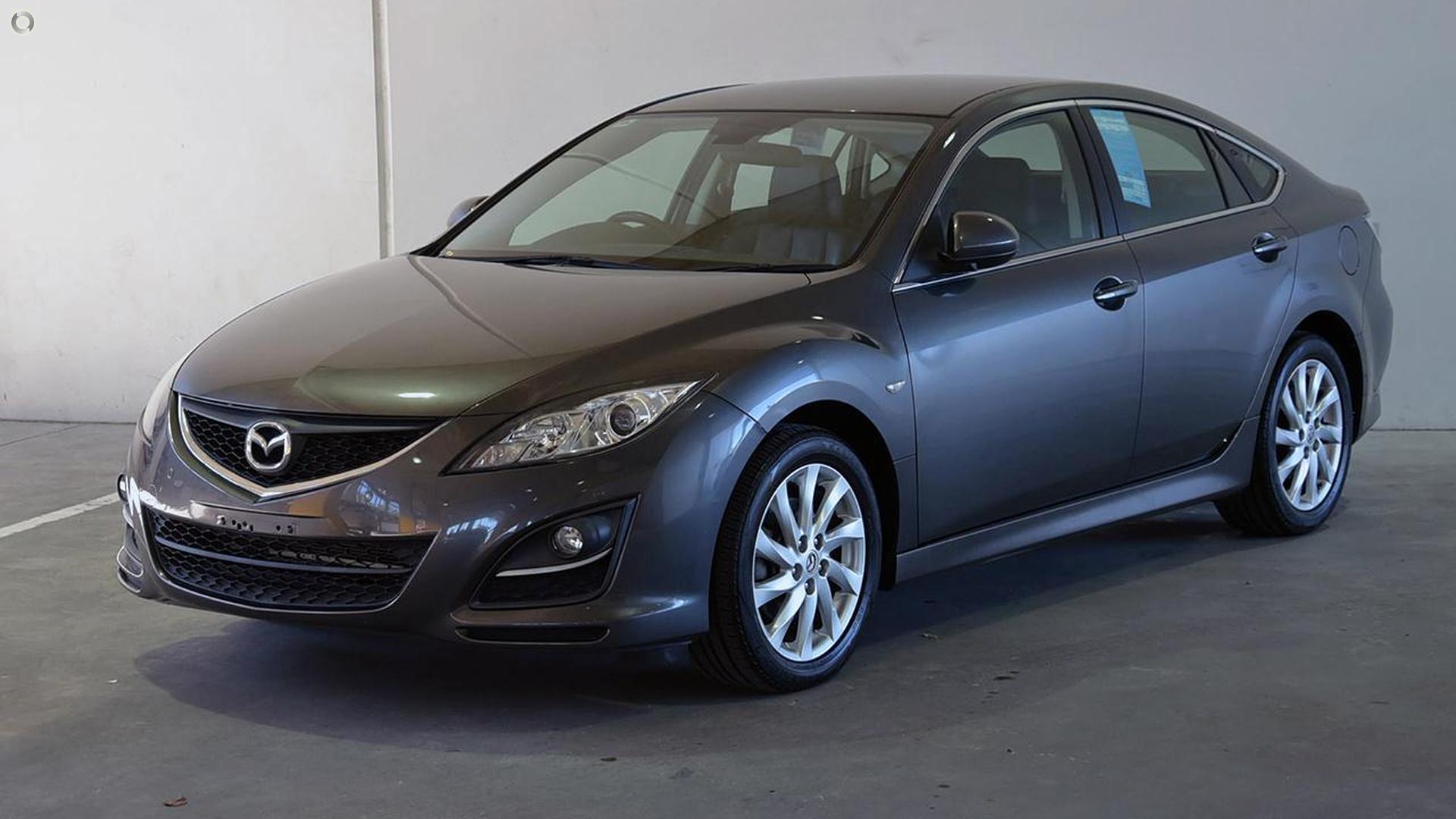 ... 2012 Mazda 6 Touring GH Series 2 ...