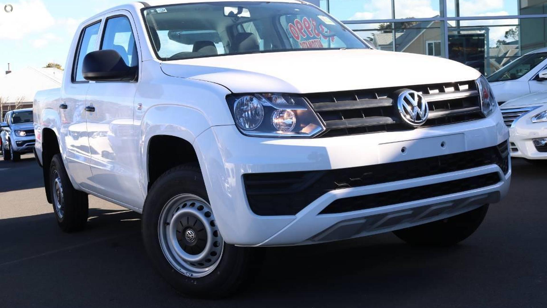 2016 Volkswagen Amarok 2H