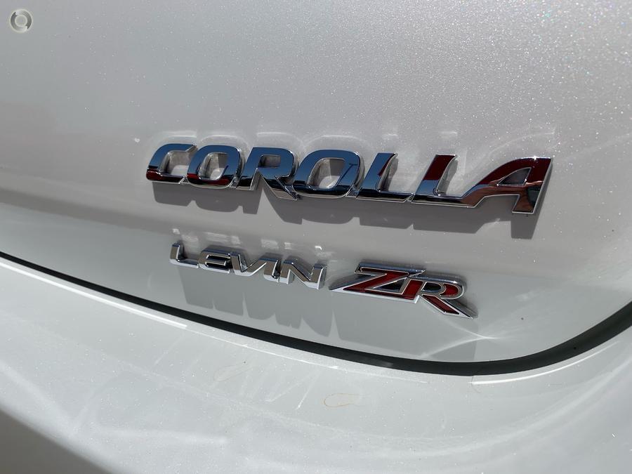 2015 Toyota Corolla Levin ZR ZRE182R