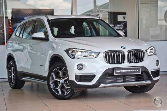 2017 BMW X 1 sDrive18d