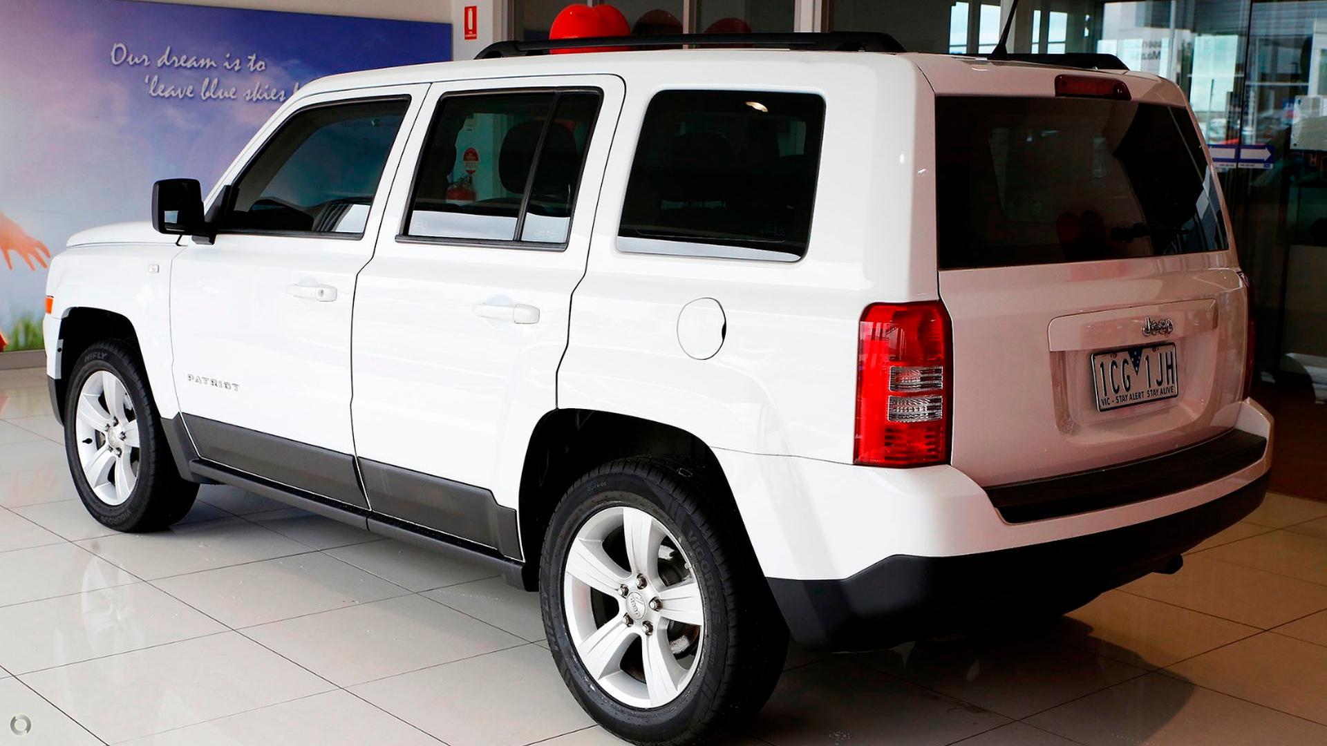 2013 Jeep Patriot Sport MK