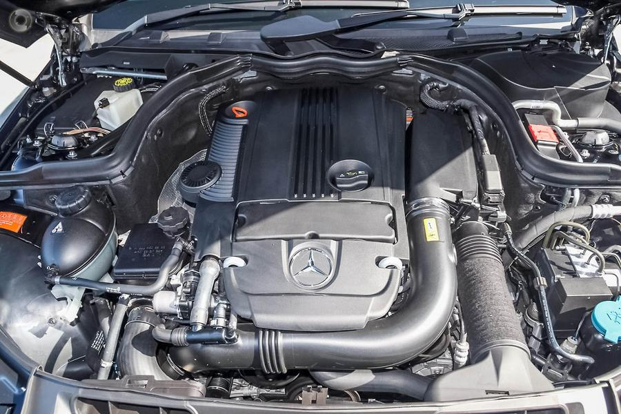2012 Mercedes-Benz C 180 Coupe