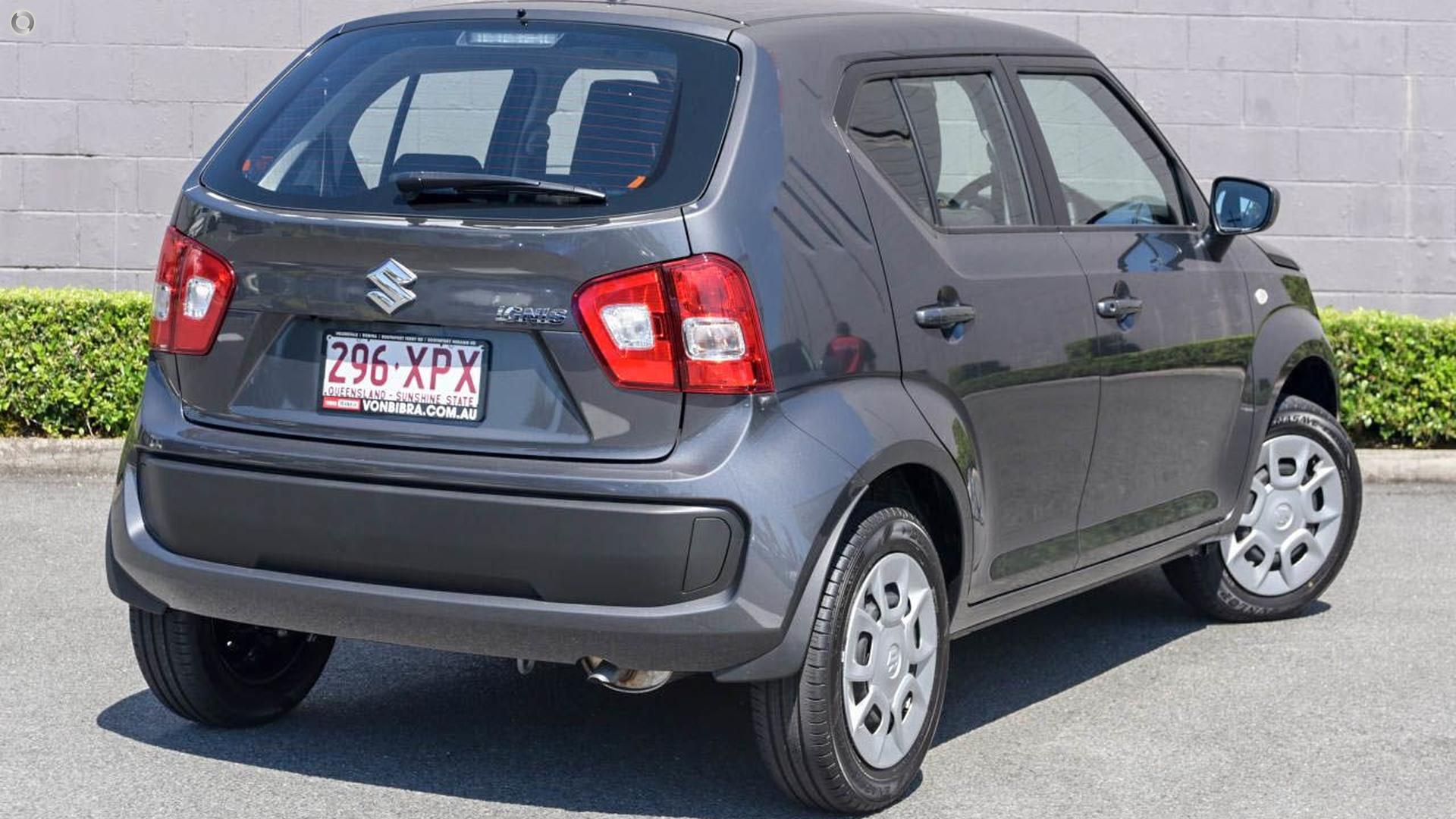 2017 Suzuki Ignis GL MF