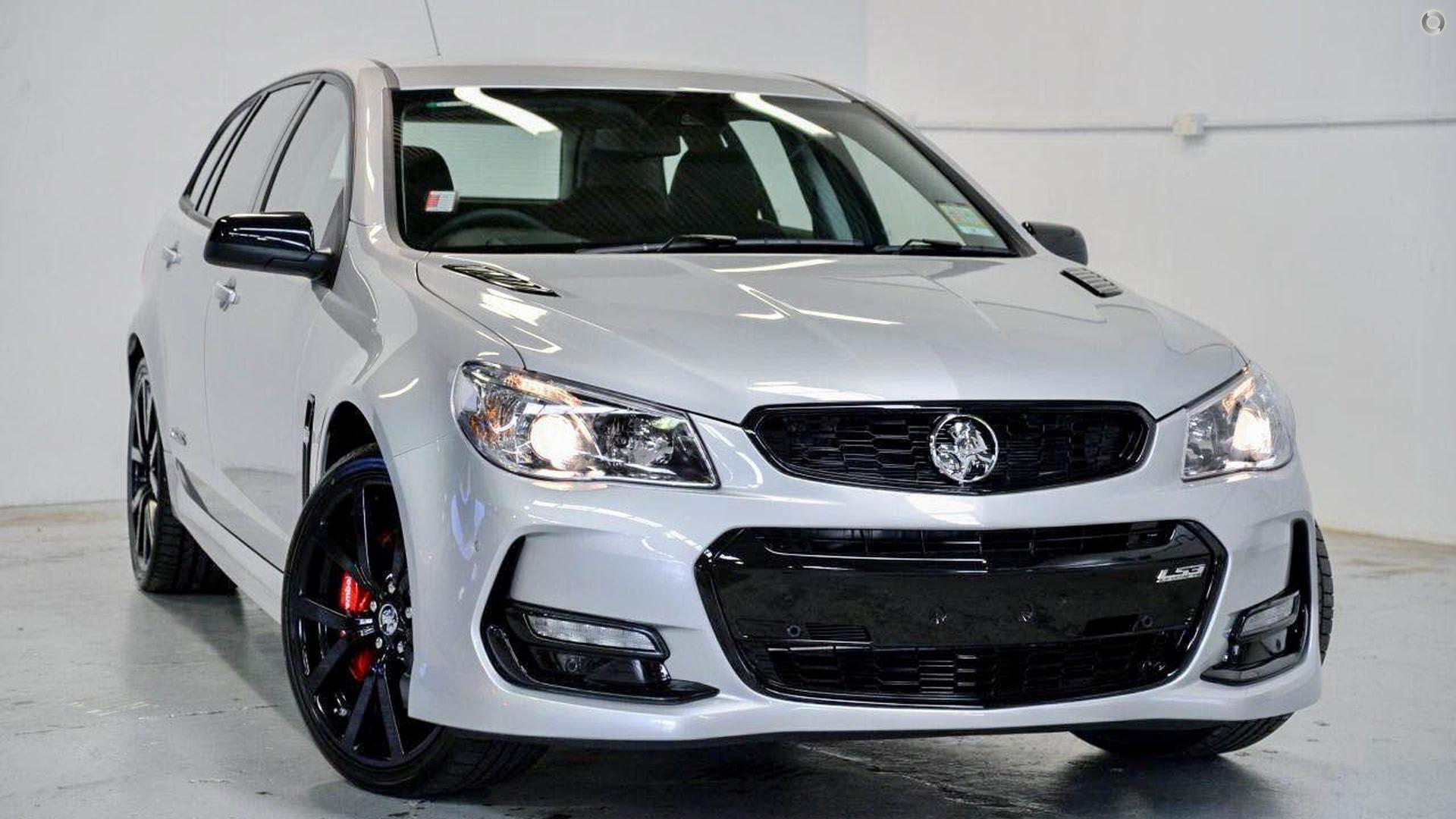 2017 Holden Commodore VF Series II