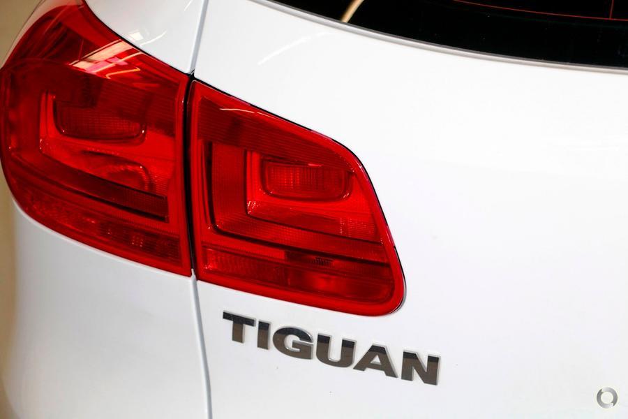2015 Volkswagen Tiguan 118TSI 5N