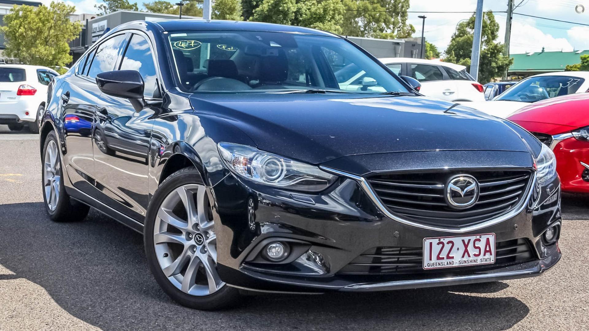 2013 Mazda 6 Atenza
