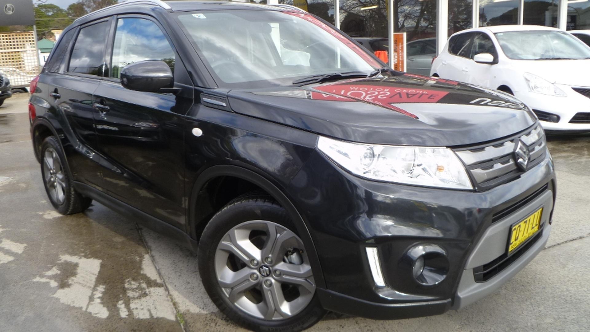 2017 Suzuki Vitara Rt-s