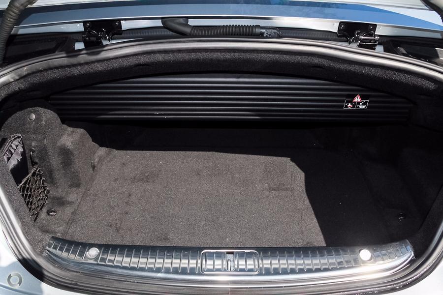 2016 Mercedes-Benz S 63 Cabriolet