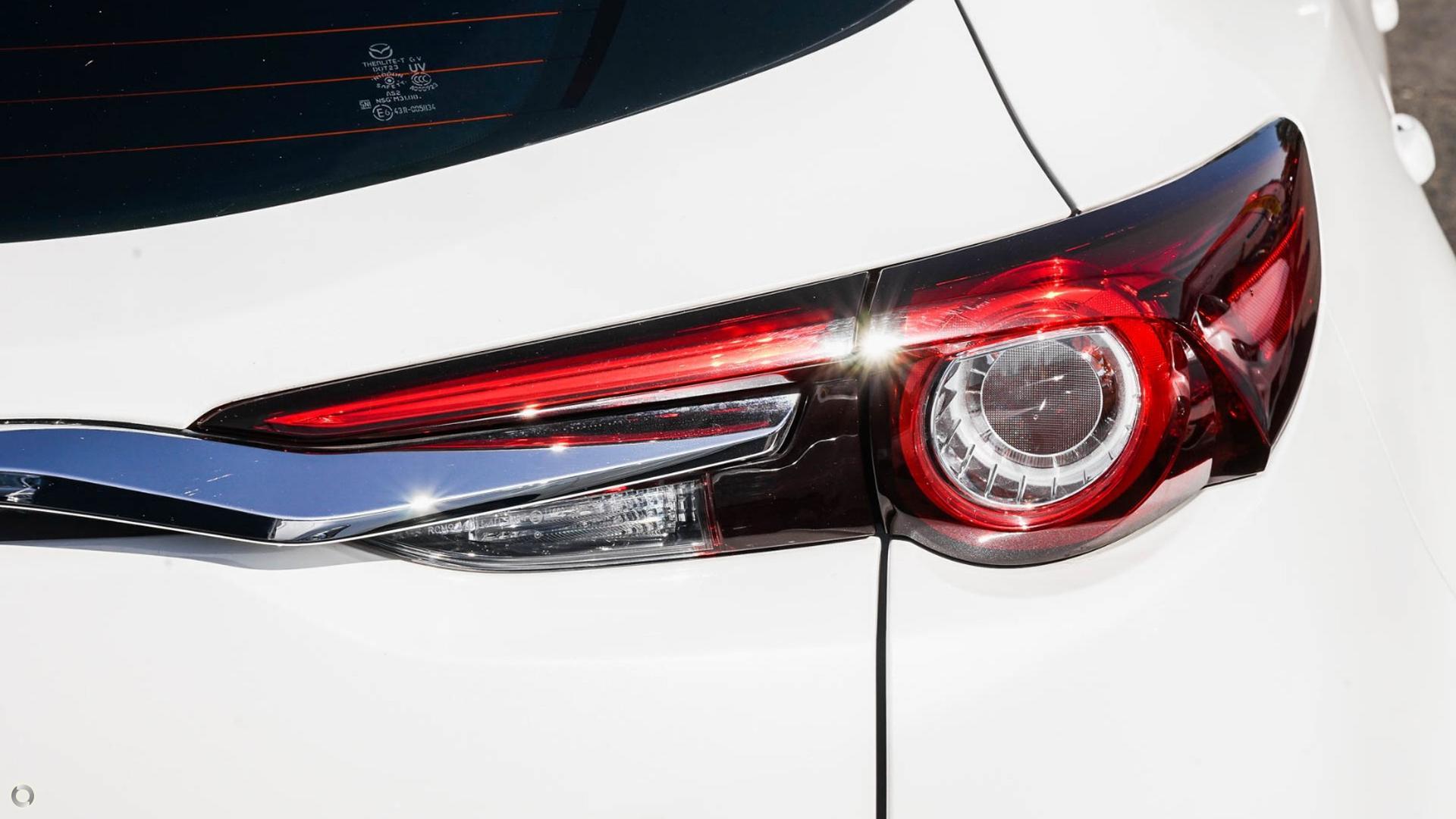 2017 Mazda Cx-9 Touring TC