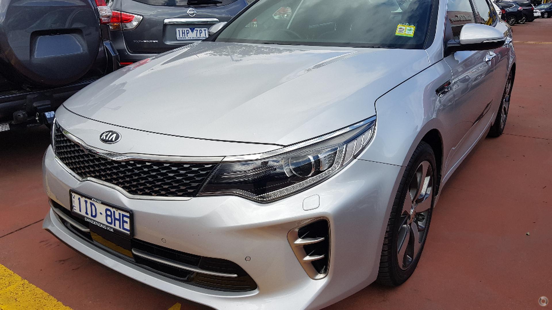 2015 Kia Optima GT JF