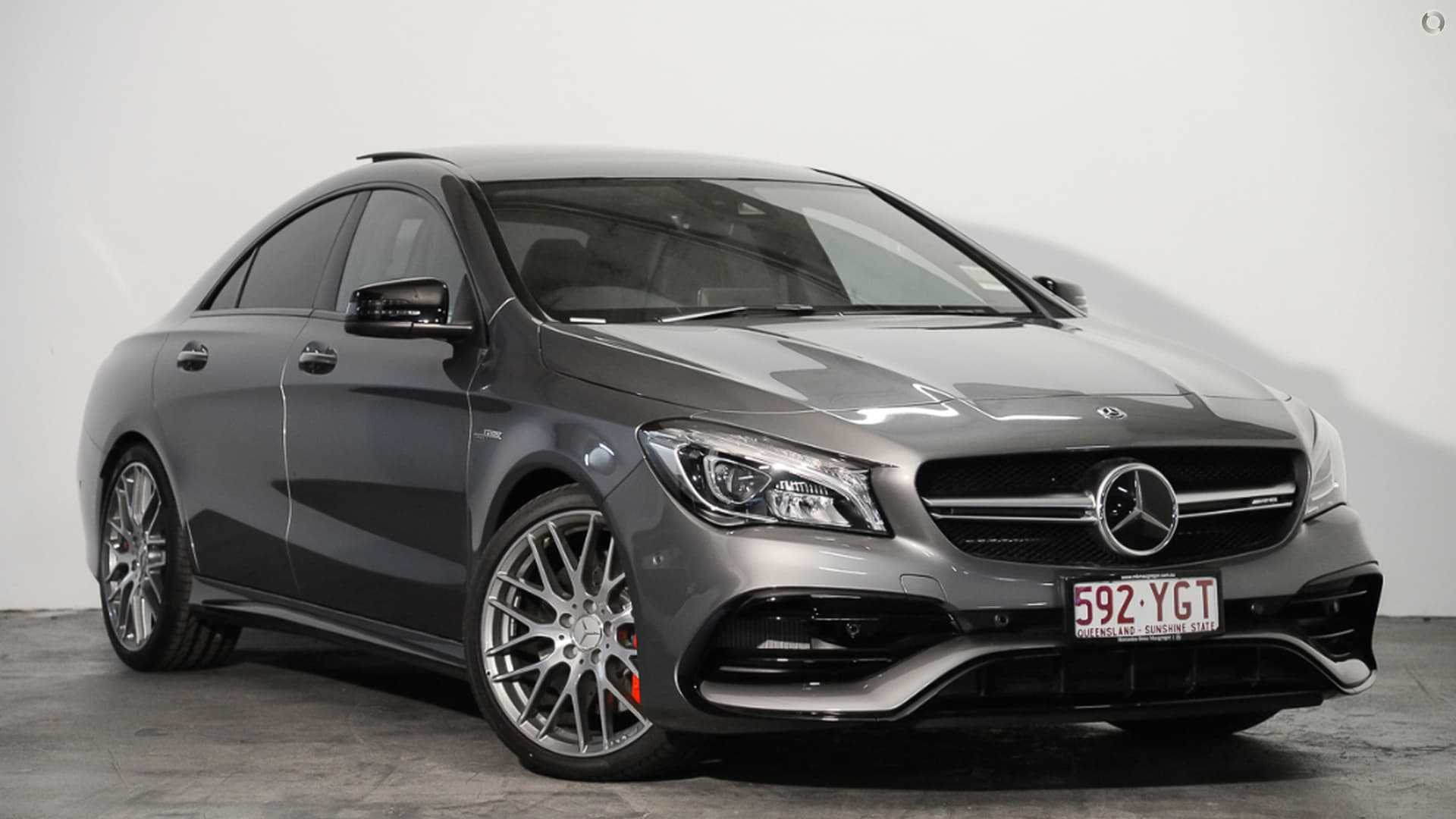 ... 2018 Mercedes Benz CLA 45 Coupe ...