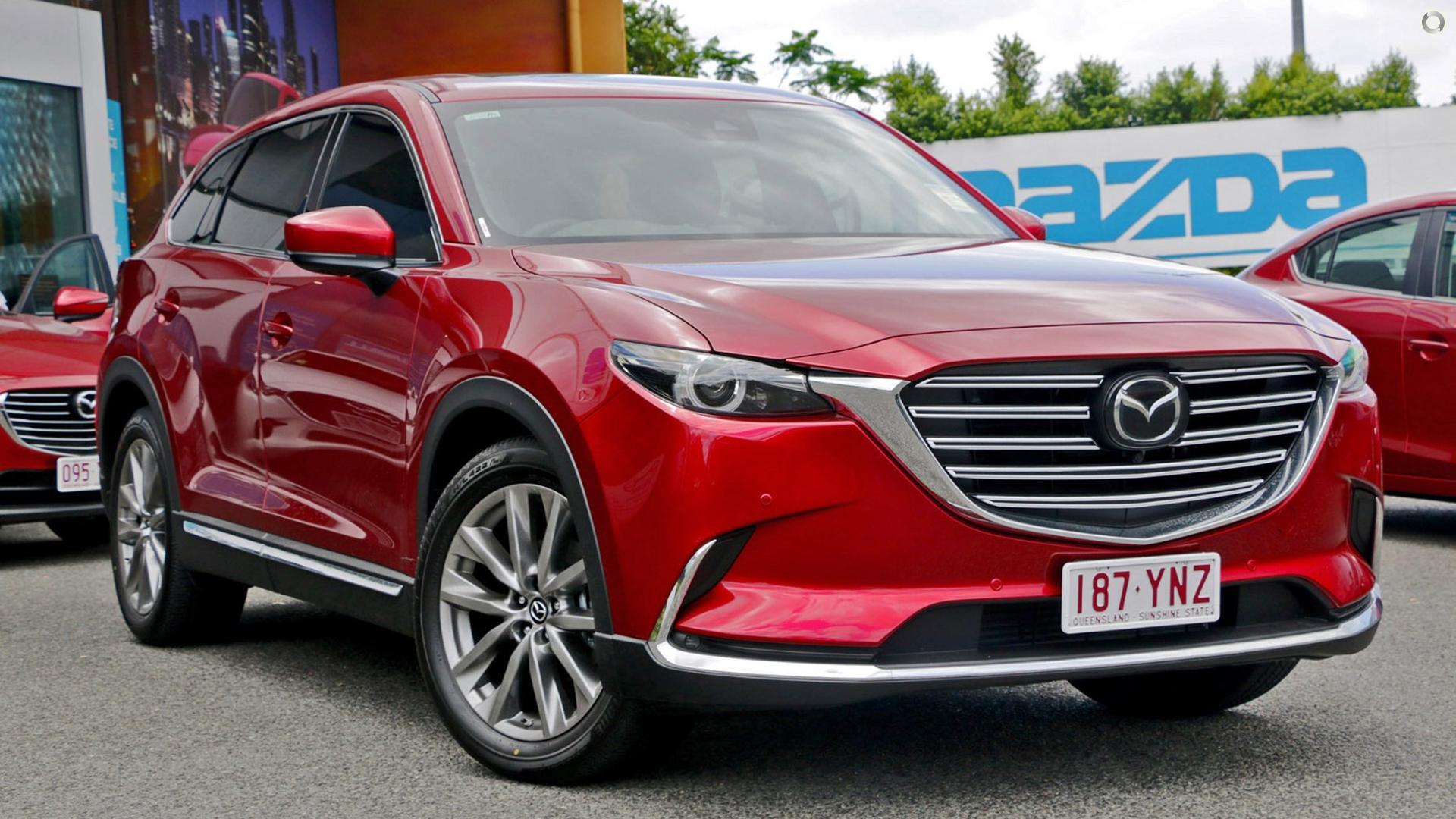 2018 Mazda Cx-9 Azami Le