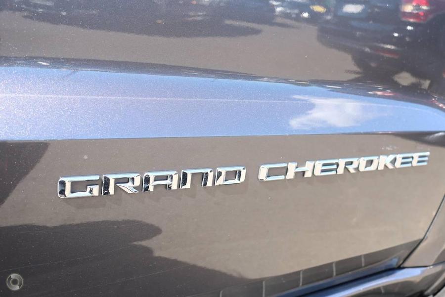 2013 Jeep Grand Cherokee Overland WK