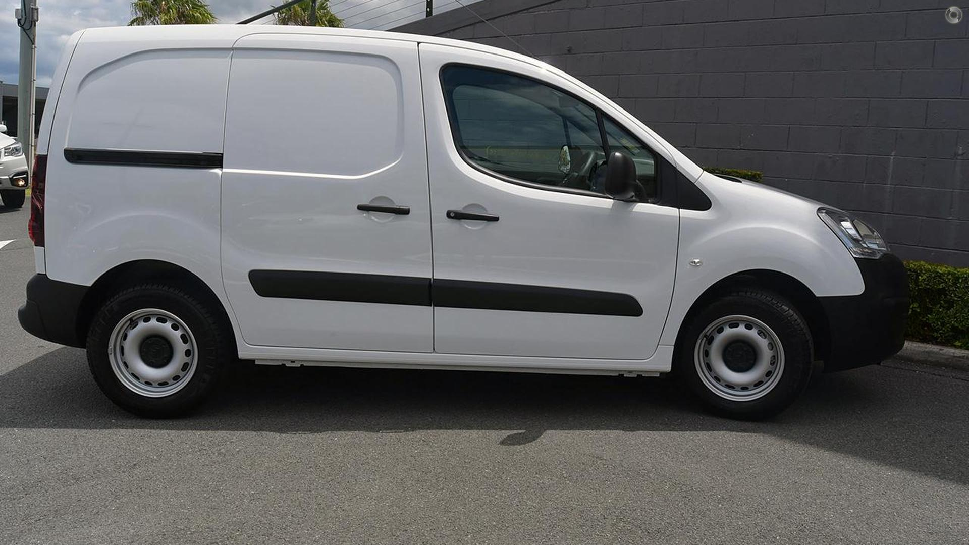 2017 Citroen Berlingo B9C