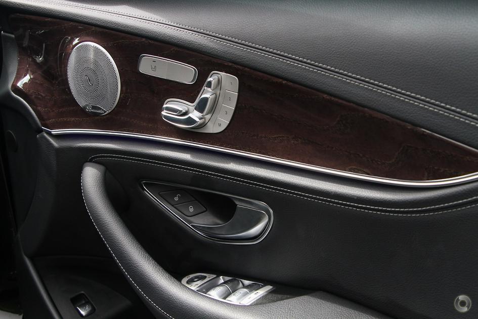 2017 Mercedes-Benz E 200 Sedan