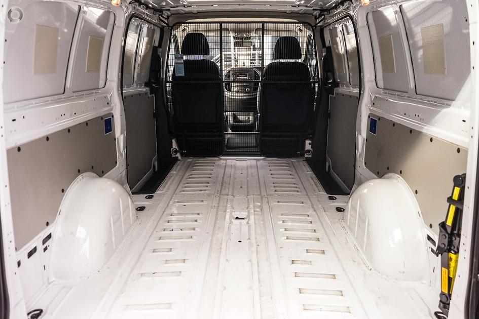 2018 Mercedes-Benz VITO Van