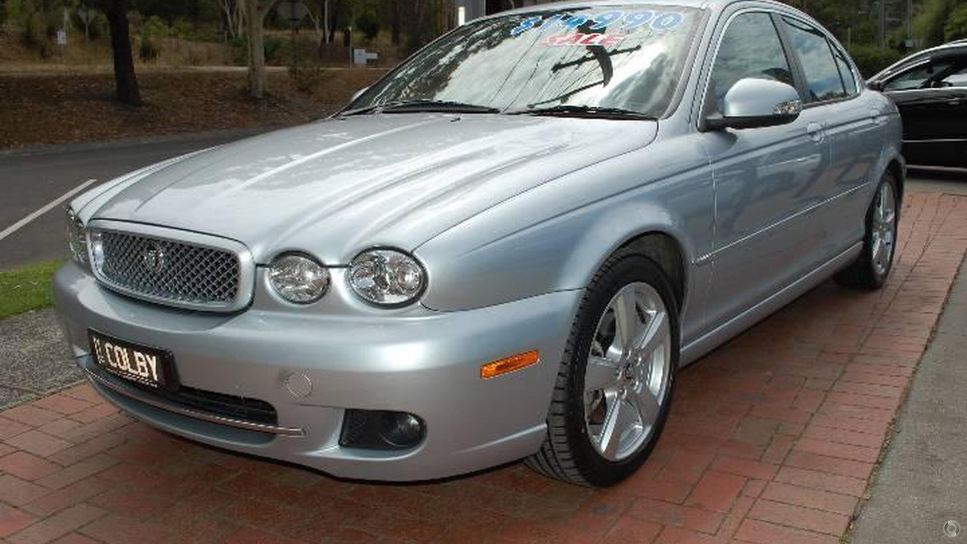 2009 Jaguar X-type X400