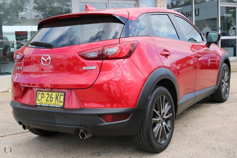 2015 Mazda Cx-3 sTouring DK