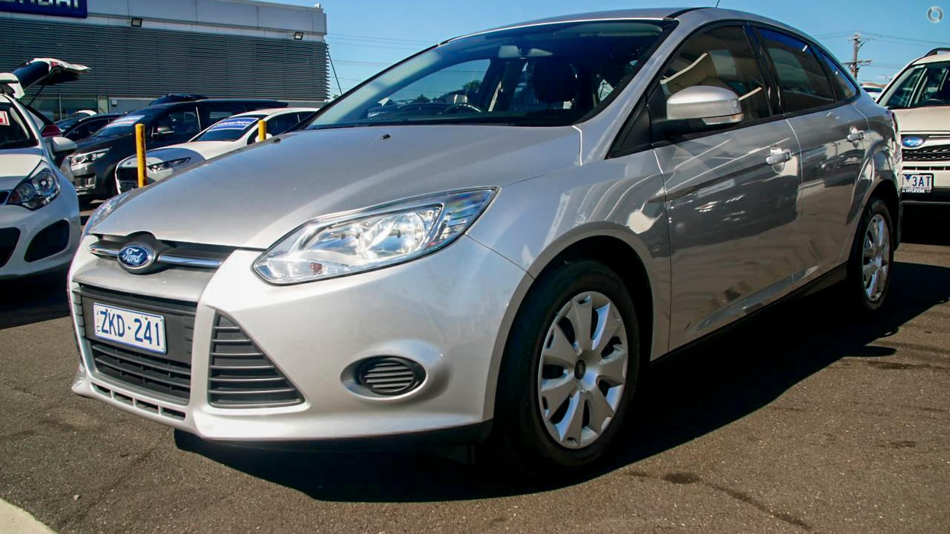 2013 Ford Focus Ambiente LW MKII
